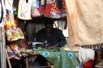Le marché artisanal